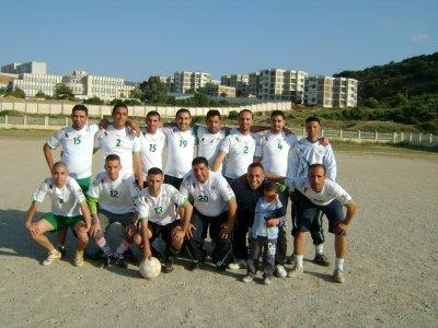 L'equipe National Orascom
