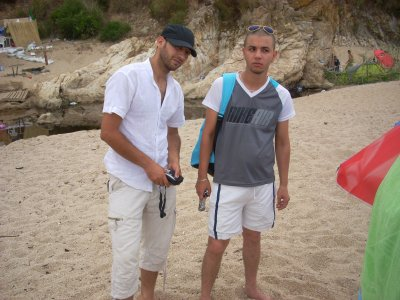 Mehdi & Moi