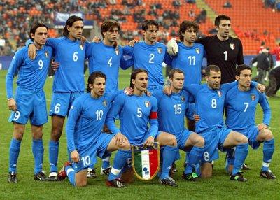 la migliore squadra del mondo