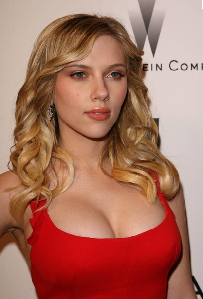 Scarlett Johansson en femme mariée