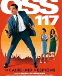 Michel Hazanavicius réalise le film OSS 117 : Le Caire, nid d'espions