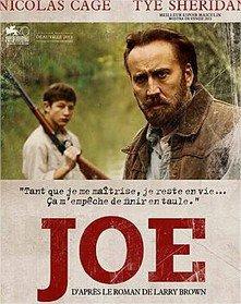 Nicolas Cage à l'affiche de Joe
