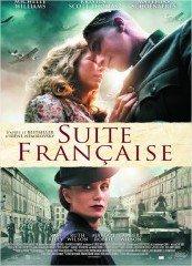 Michelle Williams joue dans le film dramatique Suite française