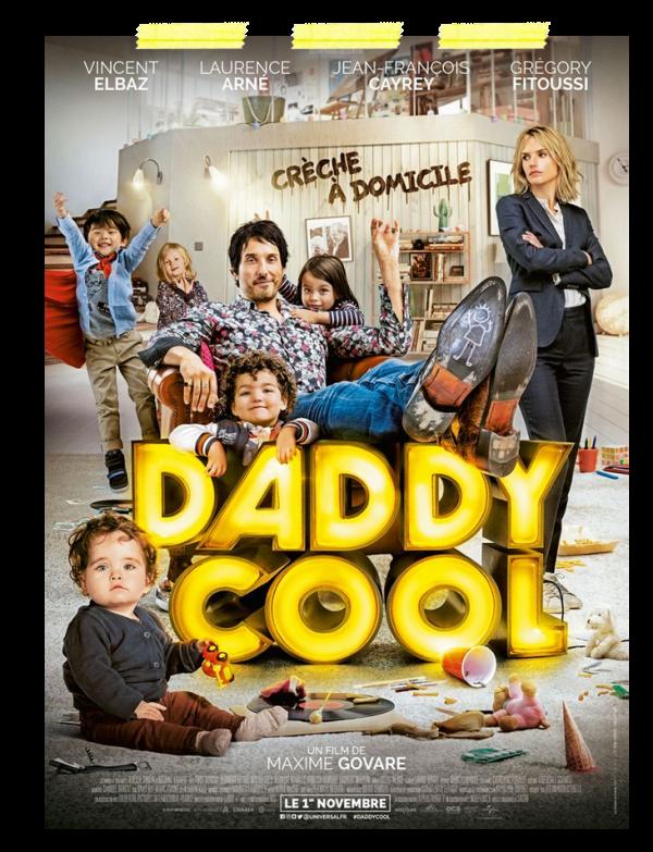 « Daddy Cool », une comédie à découvrir en streaming !