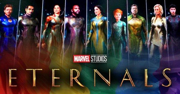 The Eternals, un film de super-héros à découvrir !