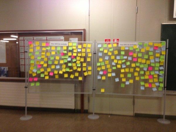 V½ux de l'EPCL pour 2013