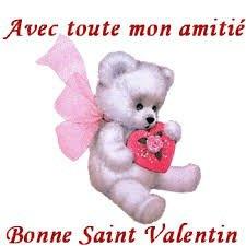 bon dimanche à tous et bonne st Valentin