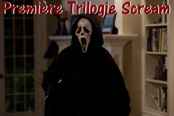 La saga Scream