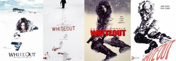 Des films et des Affiches #1 : Whiteout