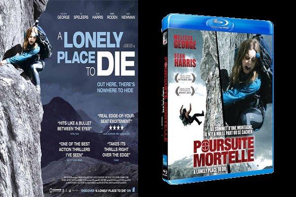 A lonely place to die : une date de sortie et deux affiches