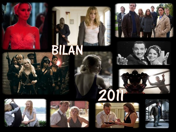 Bilan 2011 #1 : La rétrospective