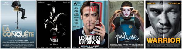 Les plus belles affiches de 2011