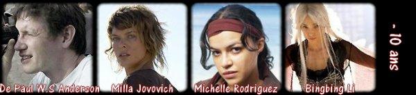 Resident Evil - Retribution (3D)