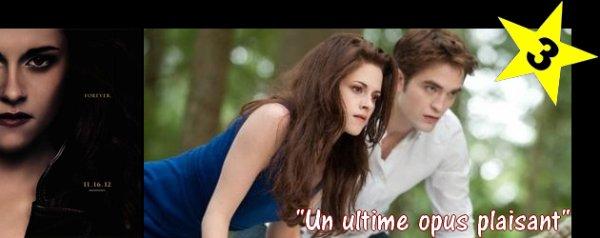 Twilight Chapitre 5 - Révélations (Partie 2)