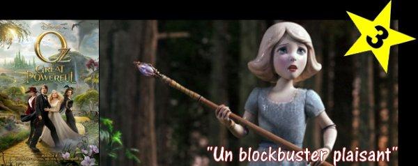 Le Monde Fantastique d'Oz (3D)