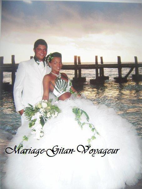 Robe mariage gitan a vendre