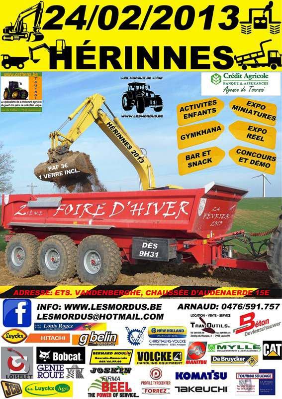 Hérinnes 2013