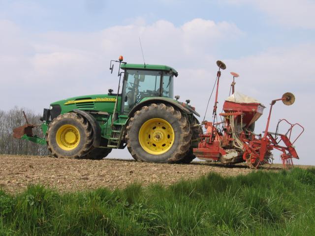 agriculture et miniature agricole