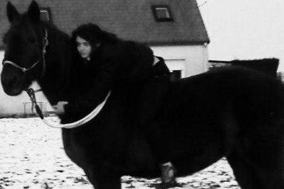Chaque cheval à SON histoire ♥.
