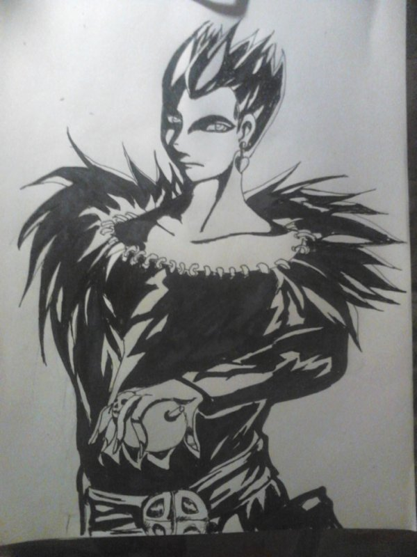ryuk version humain XD