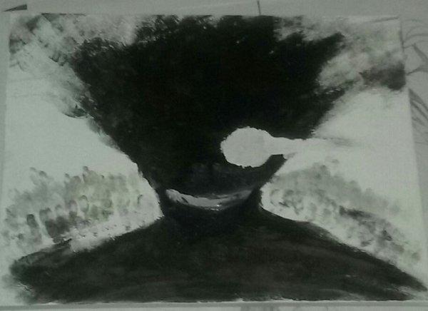 Peinture en cour (premier couche)