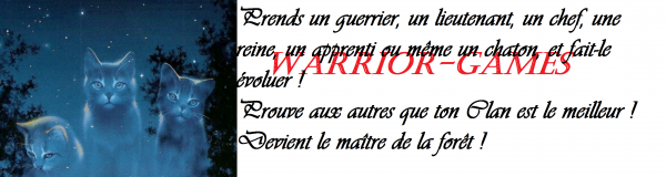 02. TOUS LES WARRIORS GAMER