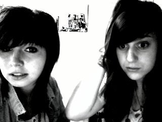avec la cousine =)