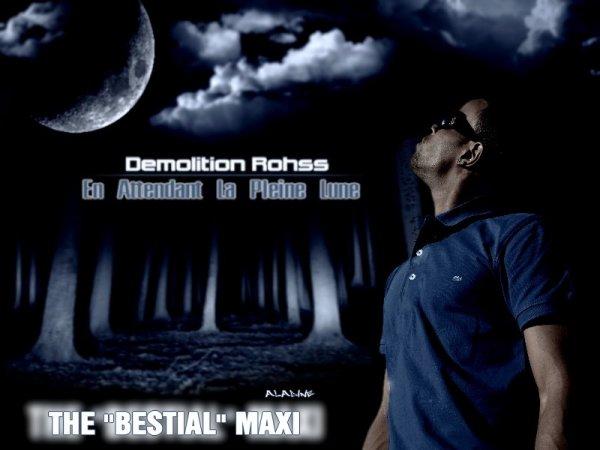 """En Attendant La Pleine Lune / Rap Gun - Extrait du projet """"En Attendant La Pleine Lune"""" (2011)"""