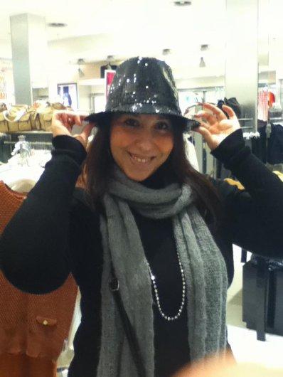 en mode chapeau