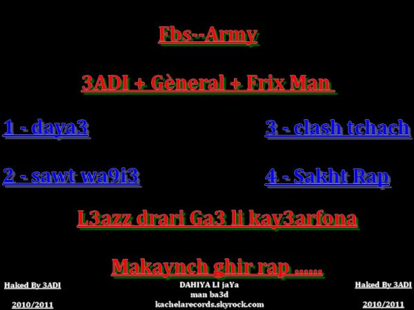 Hacked By 3ADI Group Fbs--Army