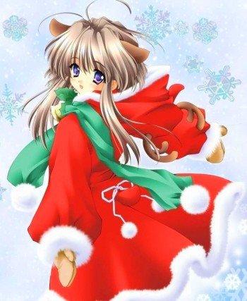 Joyeux Noël à tous! =D