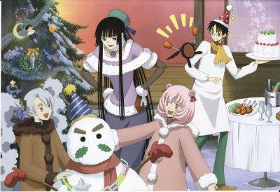 Quelques images de Noël :