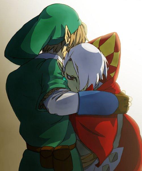 Allez, pour une fois, je vais faire un article sur le jeu vidéo... Zelda! =D    *comique*