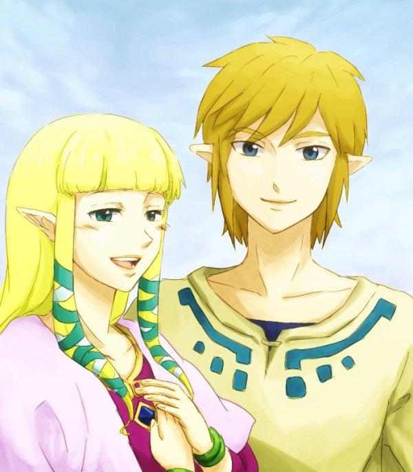Images de couples Zelda