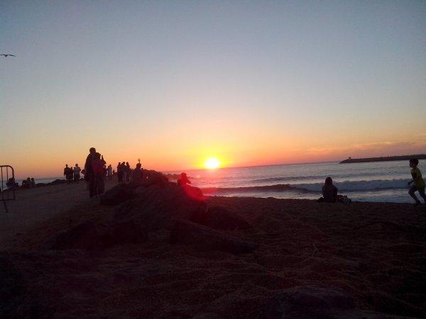 Quelques belles citations qui peuvent aller avec un beau coucher de soleil...