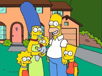 Les Simpson.