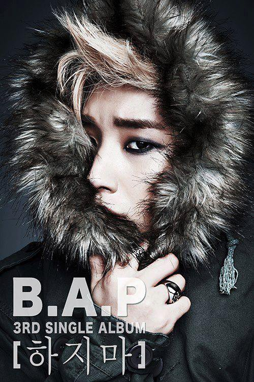 Galerie photos B.A.P  (STOP IT) suite