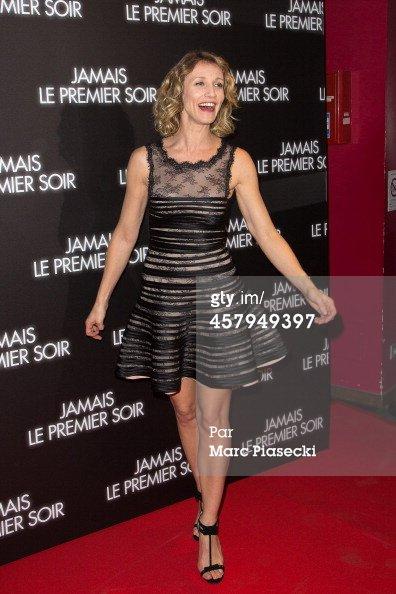 """Premiere  «Jamais le premier soir"""" le 19 Décembre 2013, à Paris."""