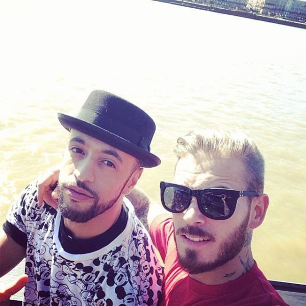 Via twitter de @MPOFFICIAL