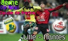8EME DE FINAL DE COUPE DE FRANCE