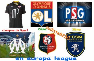 Conclusion de la saison 2010/2011