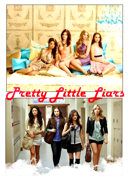 Pretty Little Liars, la série