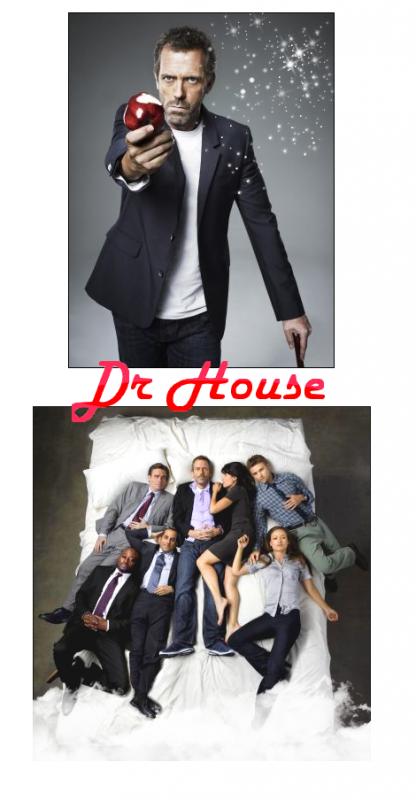 Dr House, la série