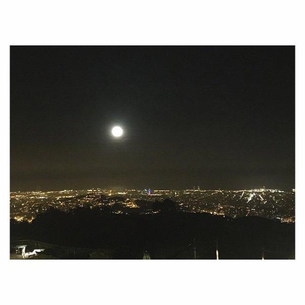 Bill instagram : Barcelona nights
