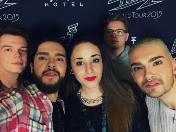 8 Mars, 2015 Barcelona  - Meet & Greet