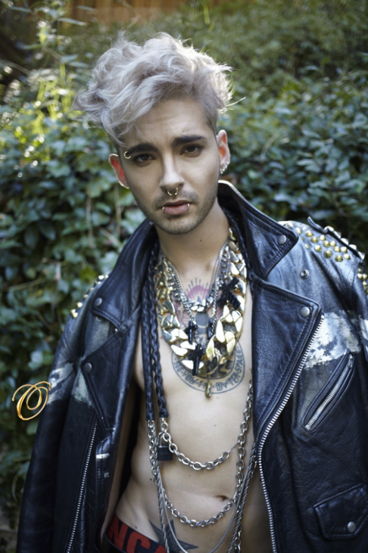 "2014 > ""Interview"" Photoshoot par Brad Elterman. Bill est vraiment trop sexy"