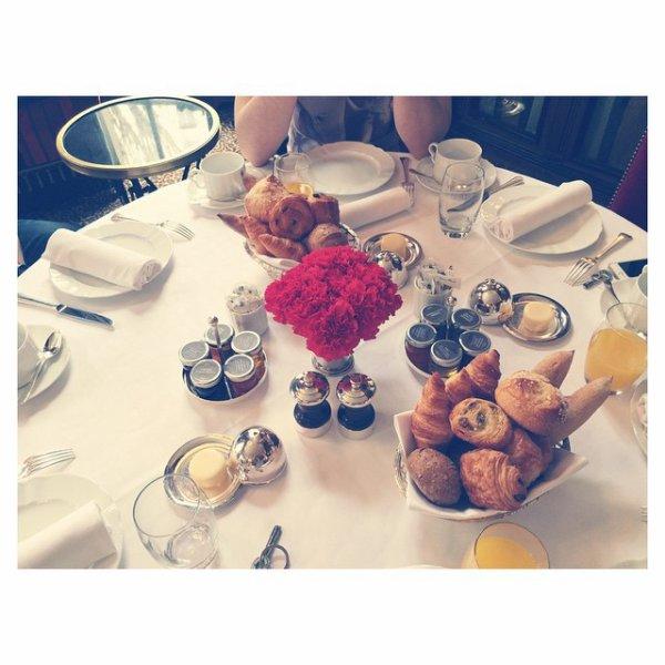 Bill instagram : Paris Paris!#matin. Paris Paris! #mornings