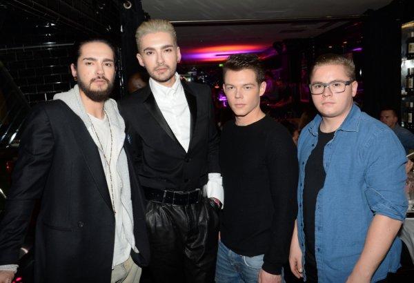 10 Mars, 2015 Paris  - Mercedes Loves Fashion Week Partie avec Jean-Roch.