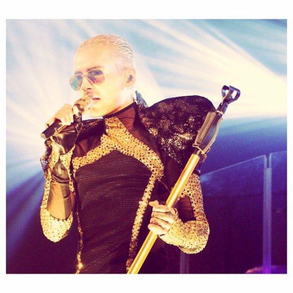 Bill instagram : #recouvert d'or. #coveredingold