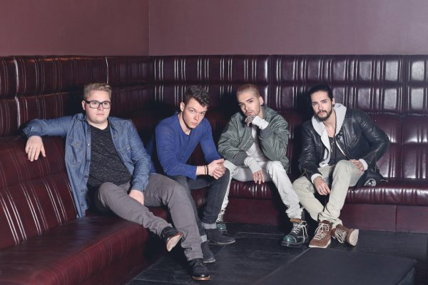 Tokio Hotel - Sofitel LA à Beverly Hills 13-01/2015